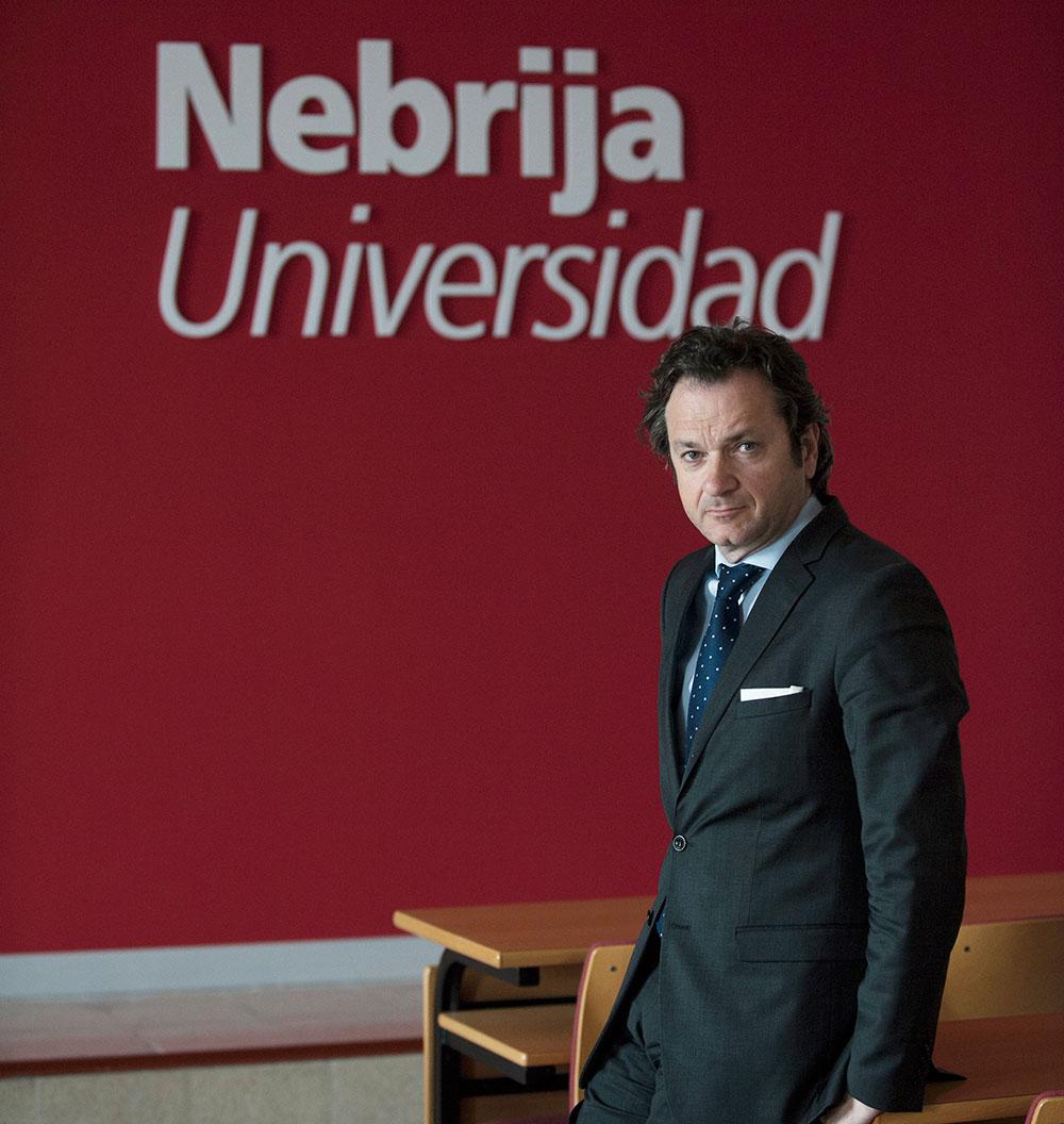Bruno Pujol Bengoechea, vicedecano de la Facultad de Ciencias Sociales, es a su vez profesor y experto turístico.