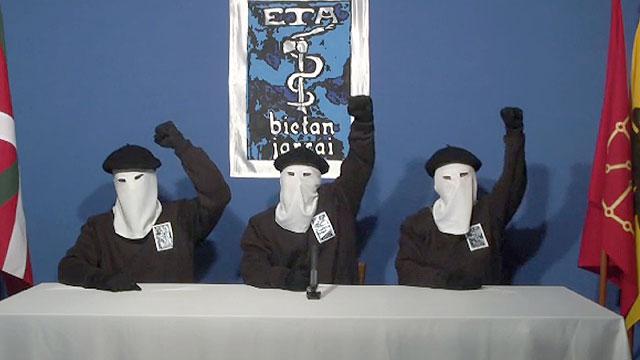 El archivo de ETA ya está en España.