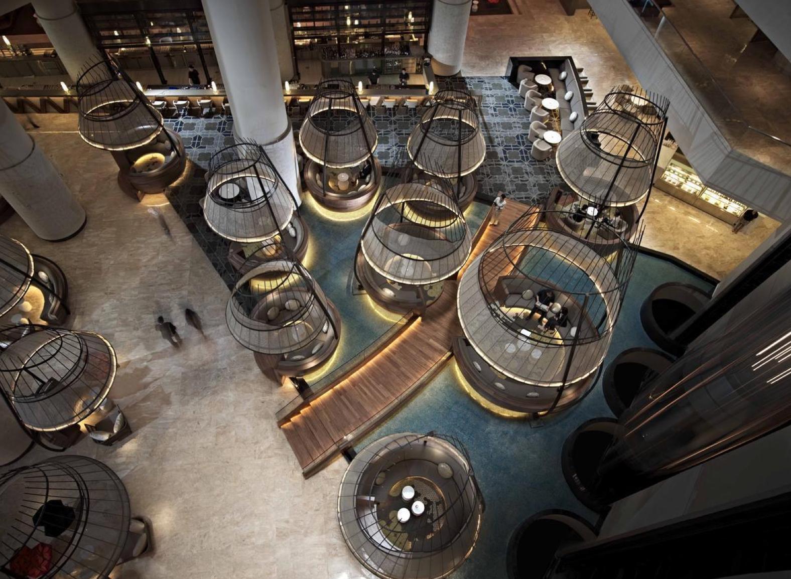 HOTEL PAN PACIFIC (SINGAPUR)
