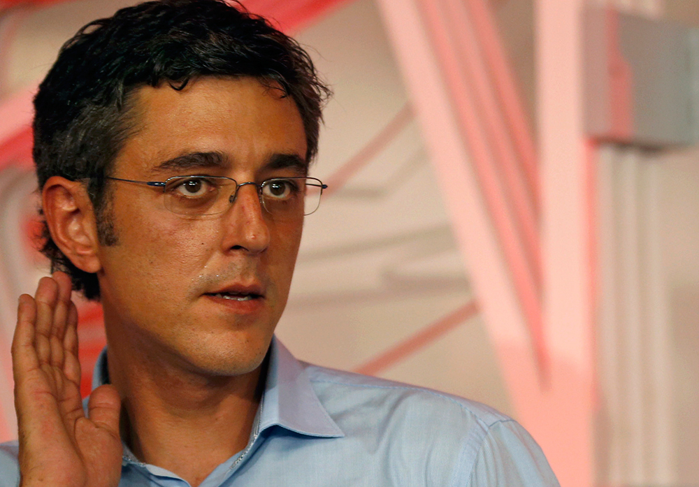 El diputado socialista Eduardo Madina.