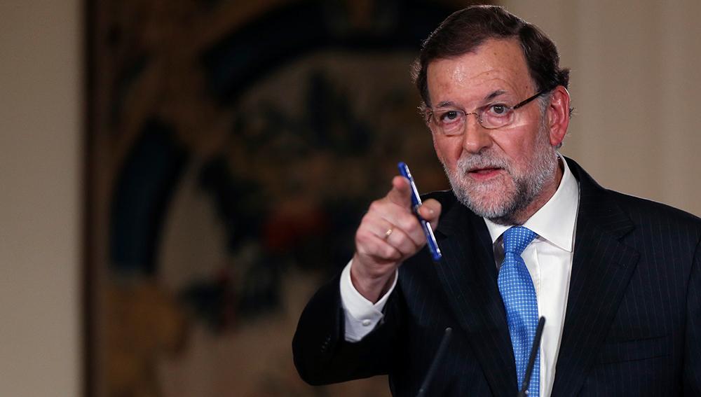 """La Moción de Censura a Rajoy y la """"alerta naranja"""""""