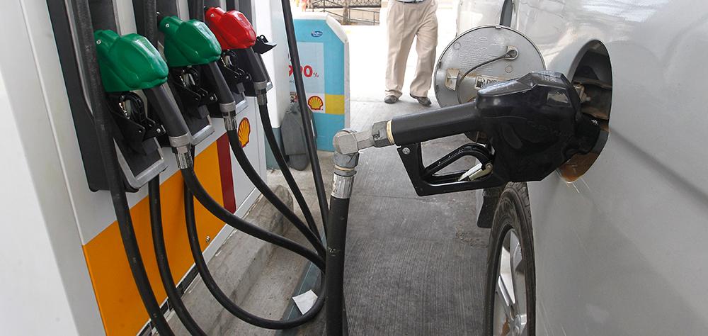 La inflación sube por los carburantes.