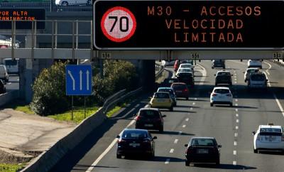 Medidas tomadas en Madrid por la contaminación