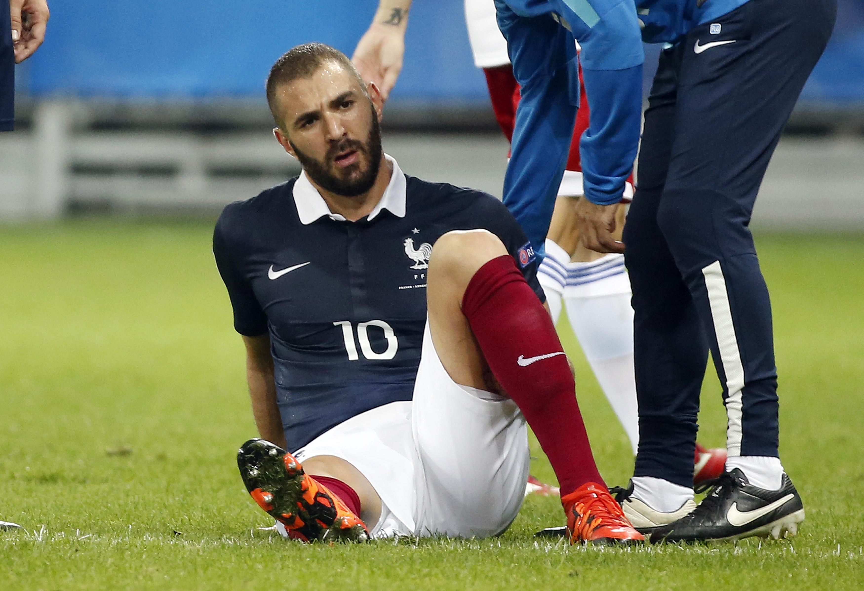 Karim Benzema. Foto: Reuters
