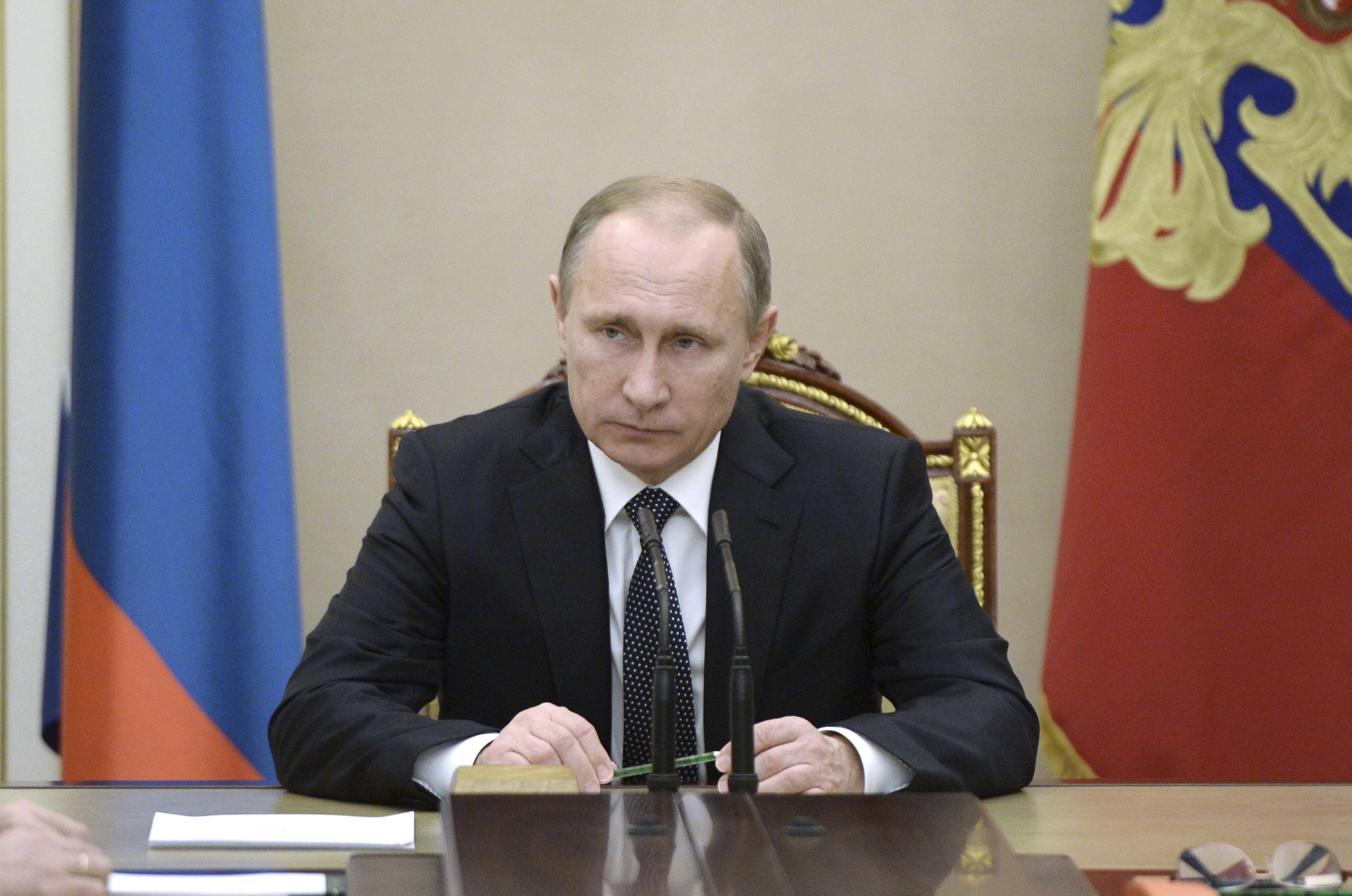 Vladimir Putin. | Reuters