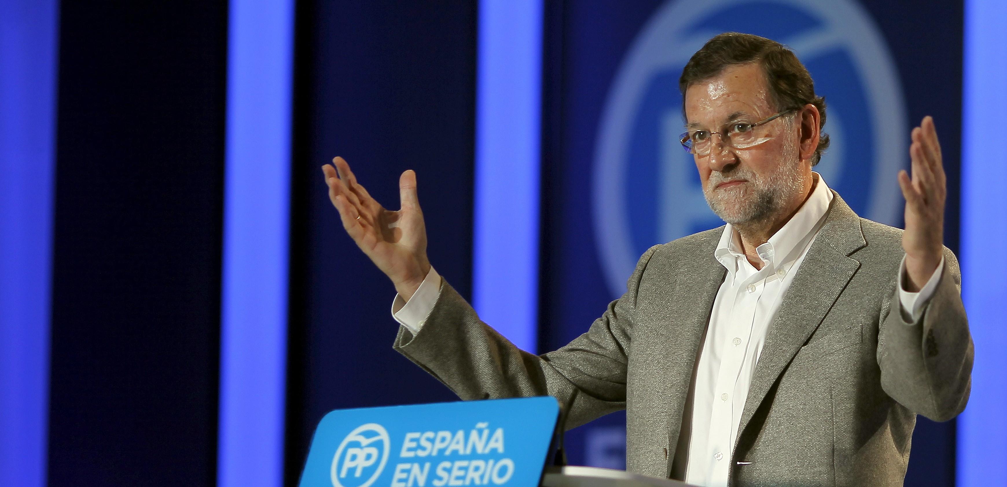 Mariano Rajoy. | Reuters