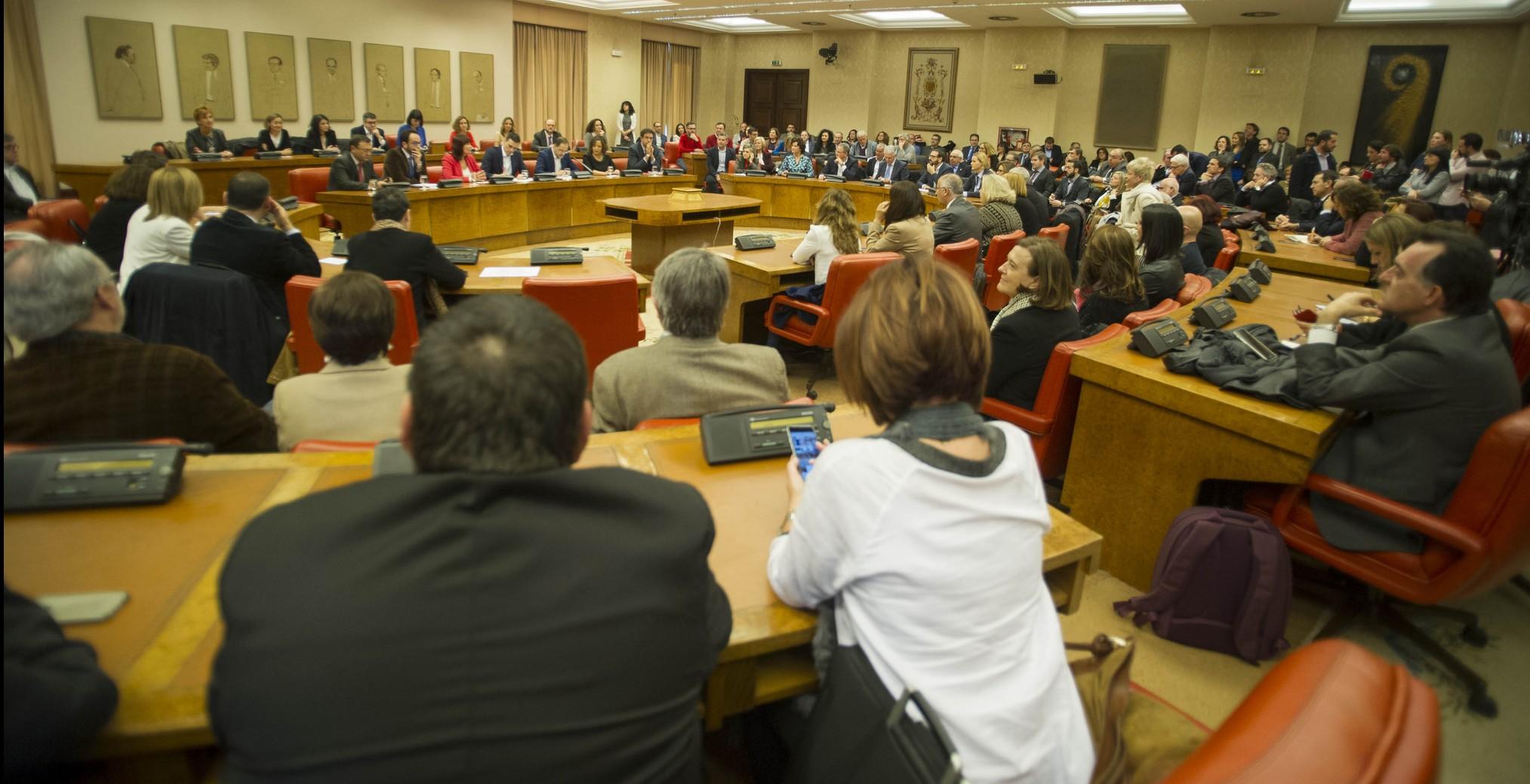 Reunión del Grupo Socialista en el Congreso PSOE FOTO: Flickr PSOE