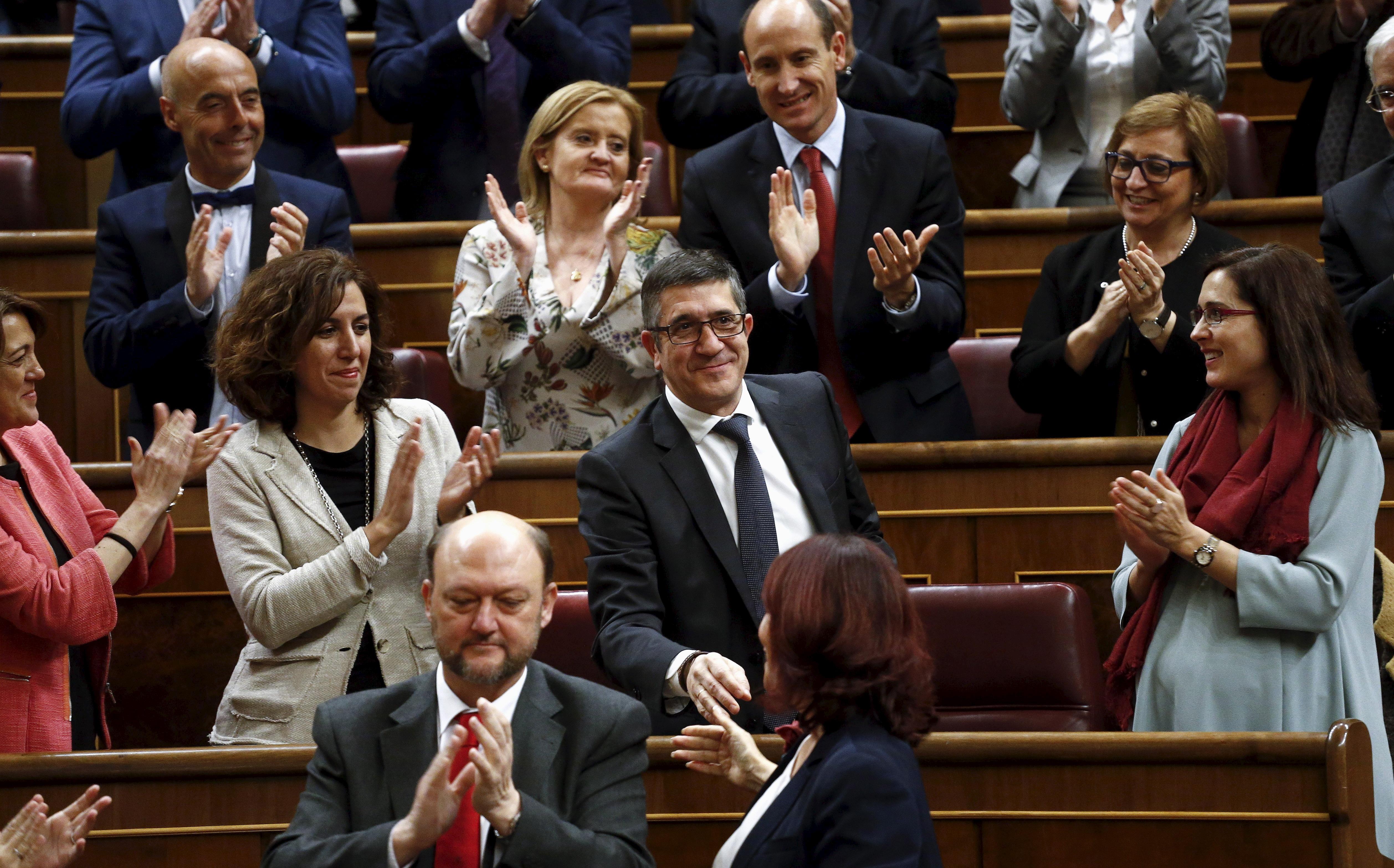 Patxi López. Reuters