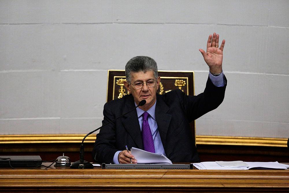 Presidente de la Asamblea Nacional