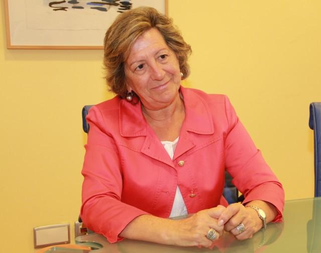 Pilar González de Frutos. Reuters