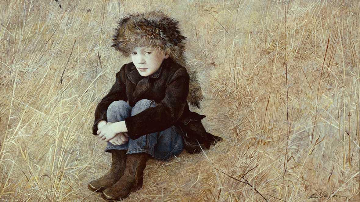 'Lejanía' (1952) - Andrew Wyeth
