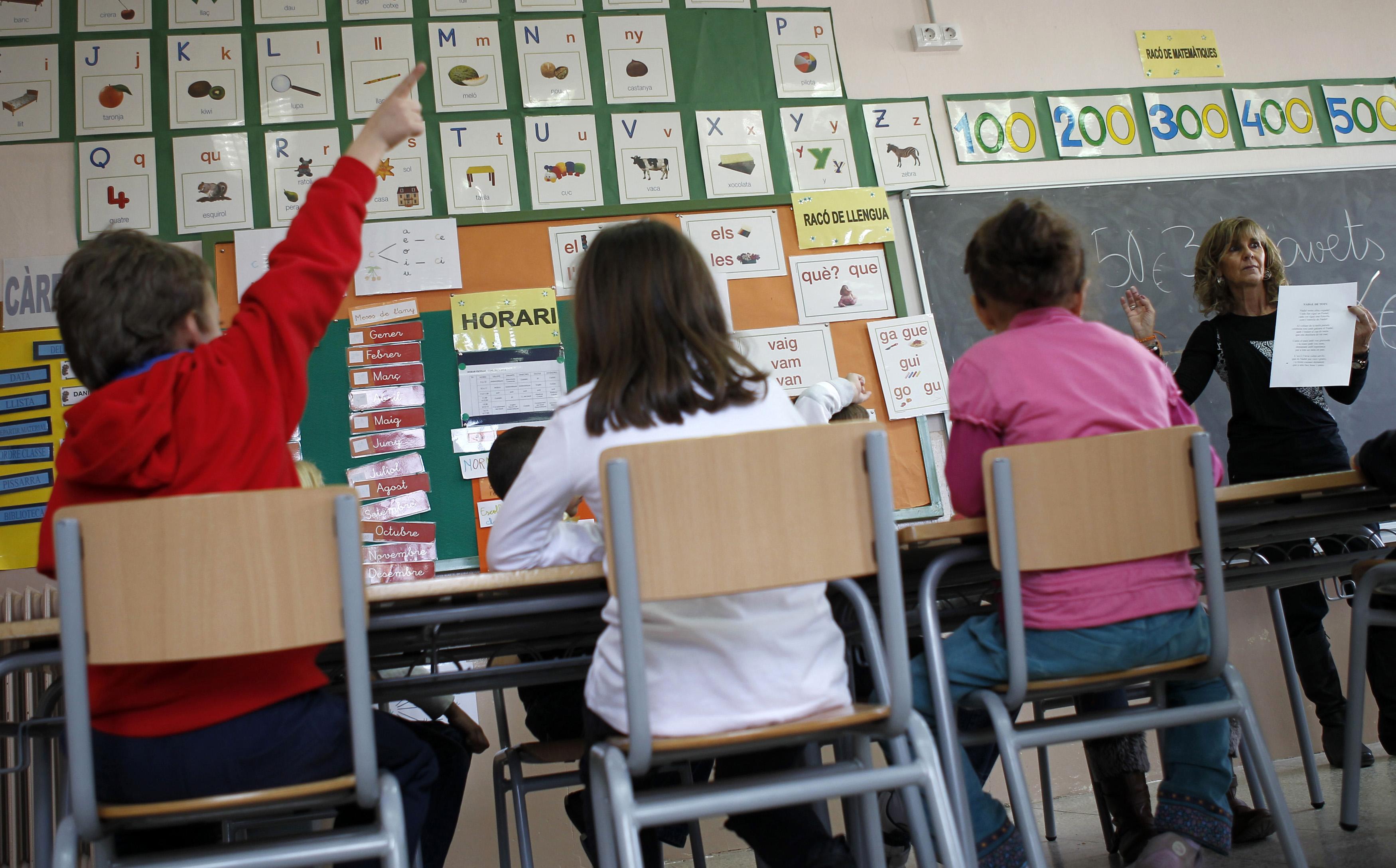 Escuela FOTO: Reuters