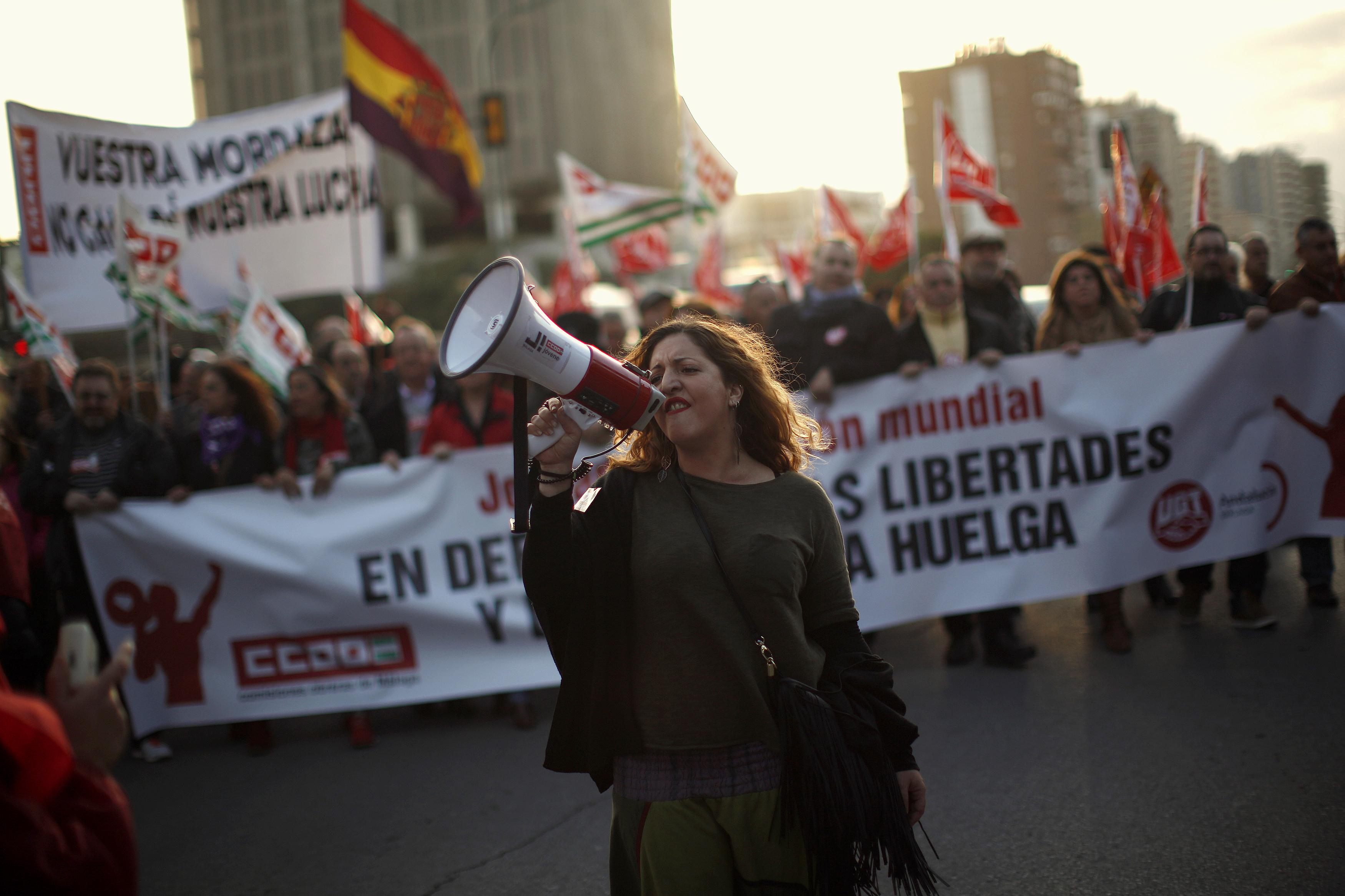 Huelga FOTO: Reuters