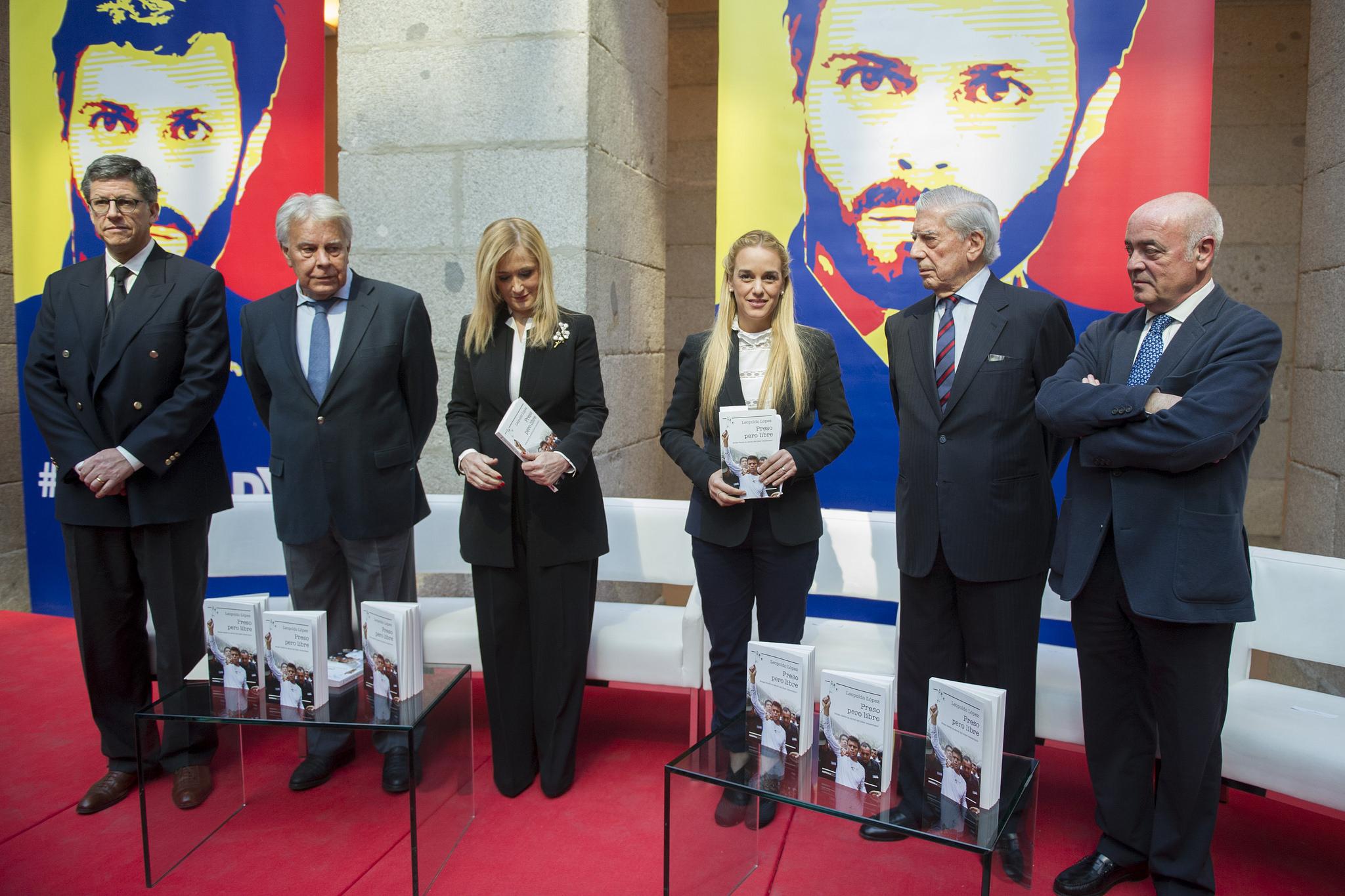 Acto Leopoldo López. FOTO: Flickr PSOE