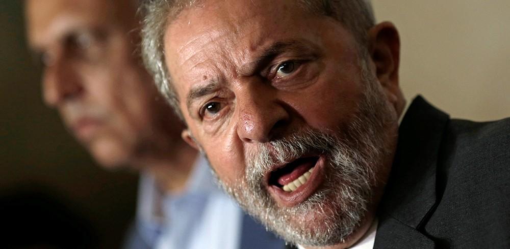 Las aspiraciones de Lula de disputar la presidencia en las elecciones de 2018 dependen ahora del fallo en segunda instancia