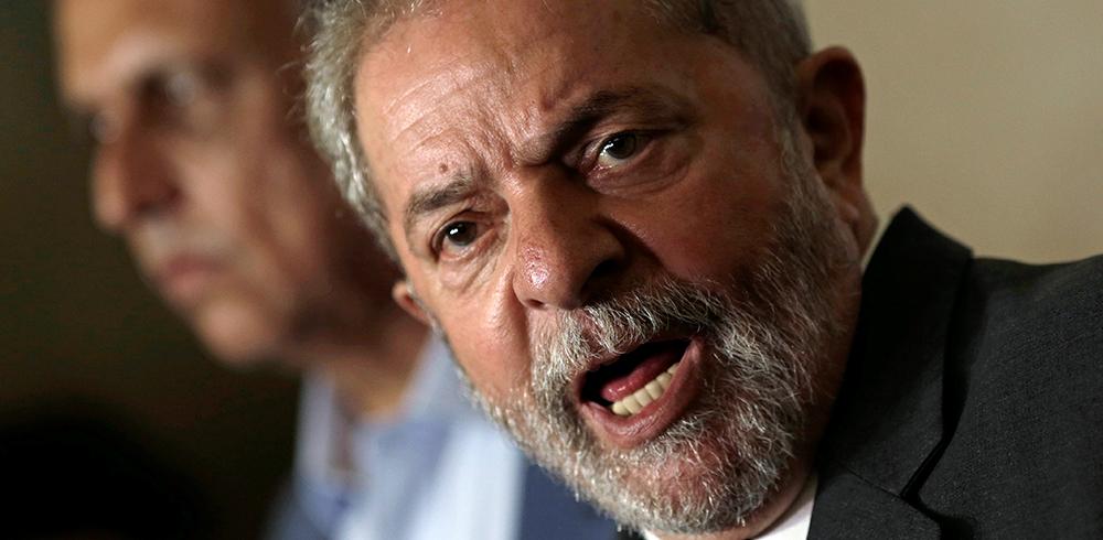 Lula es absuelto del cargo de obstrucción a la justicia