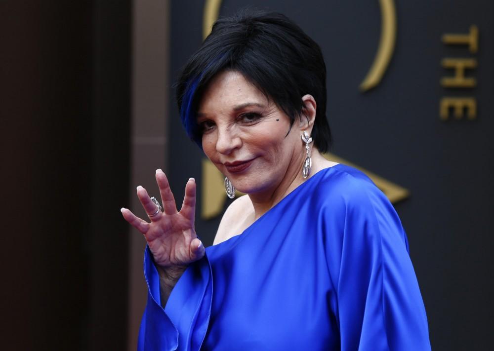Liza Minelli. FOTO: Reuters
