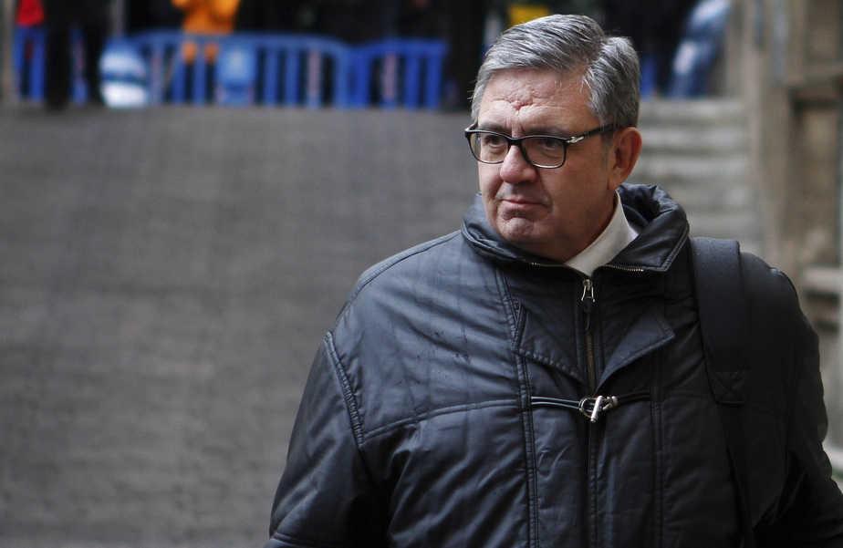 Carlos Garcia Revenga. Reuters
