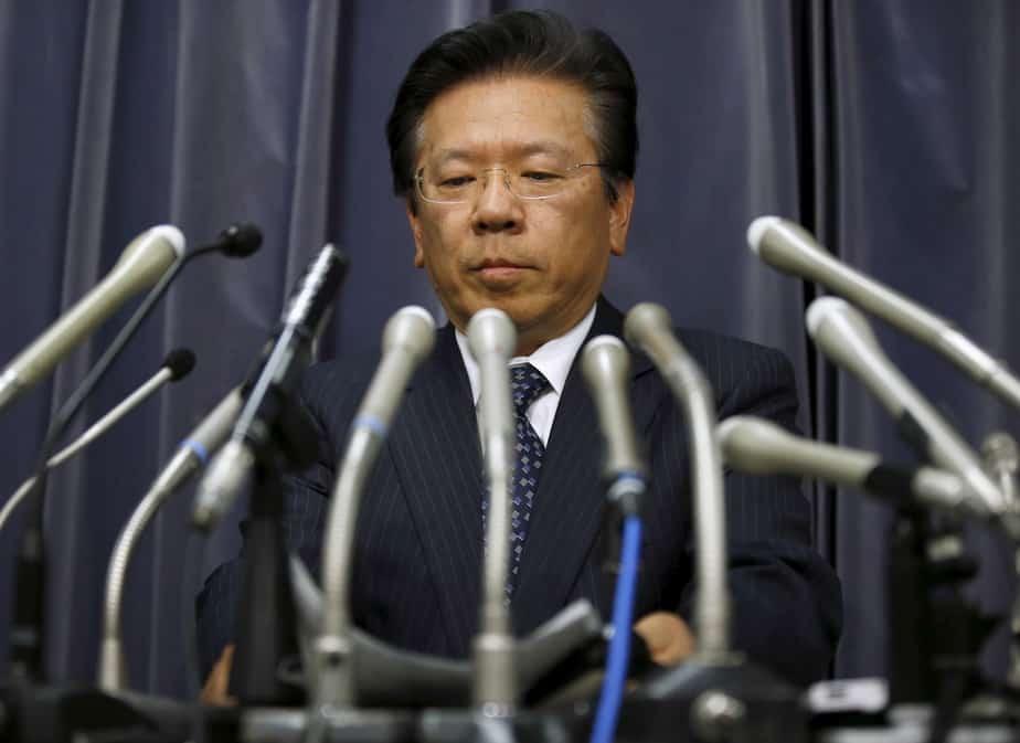 El presidente Tetsuro Aikawa. Reuters