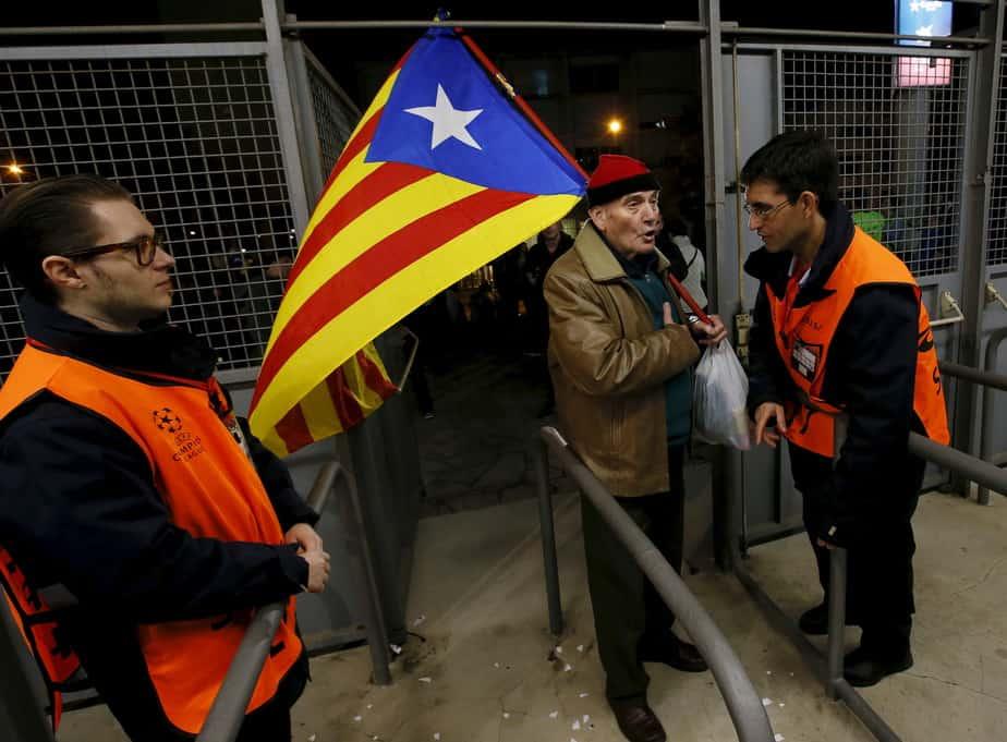 Estelada FOTO: Reuters