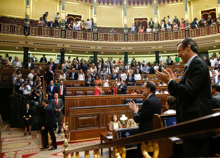 Congreso 26J. FOTO: Reuters