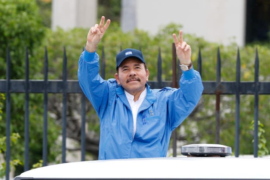 El presidente de Nicaragua, Daniel Ortega. FOTO: Reuters