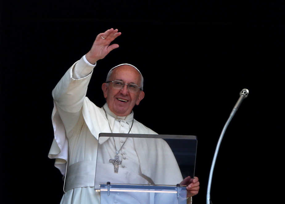 El Papa Francisco. FOTO: Reuters