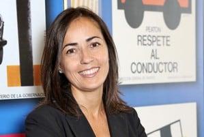La ex directora de la DGT Tráfico, María Seguí. FOTO: DGT