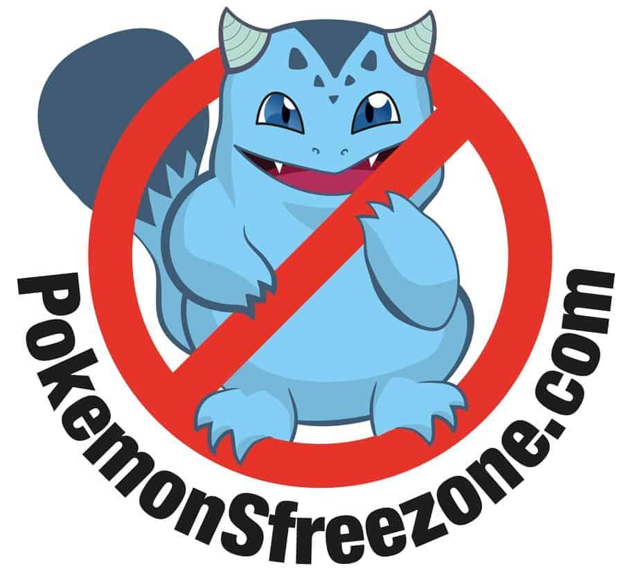 Llegan las zonas libres de Pokémon