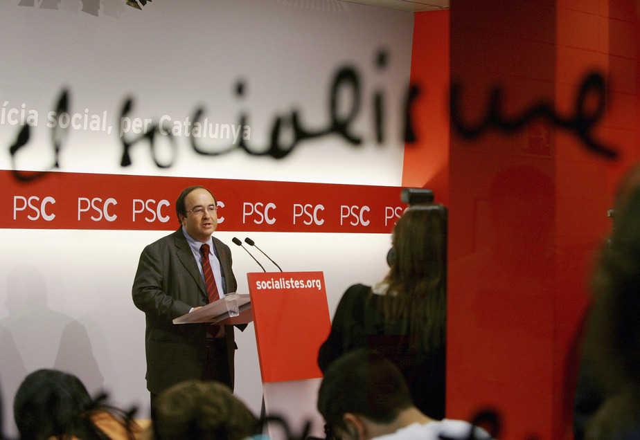 Miquel Iceta. Foto Reuters