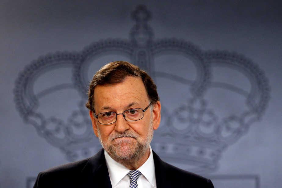 El presidente del Gobierno en funciones, Mariano Rajoy. FUENTE: Reuters