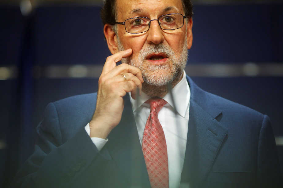 El presidente del Gobierno en funciones, Mariano Rajoy. FOTO: Reuters