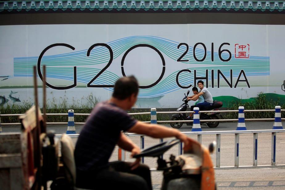 Los protagonistas del G20