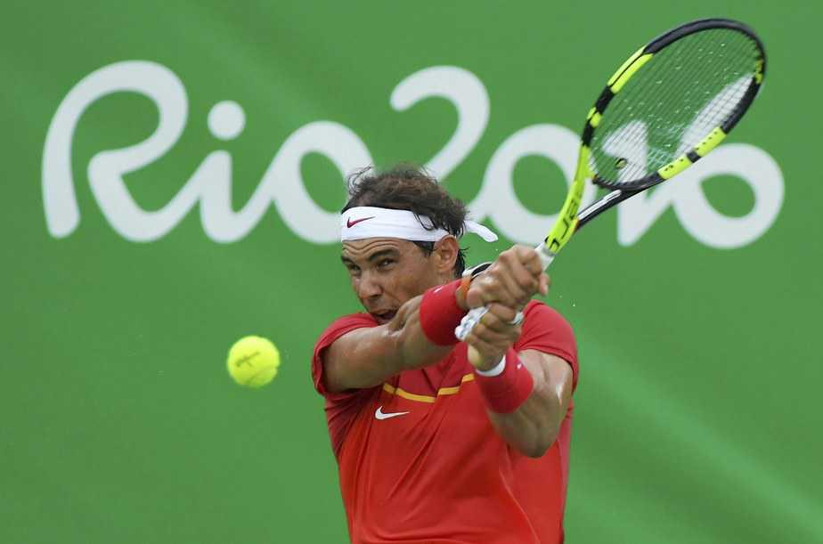Rafa Nadal. Foto: Reuters