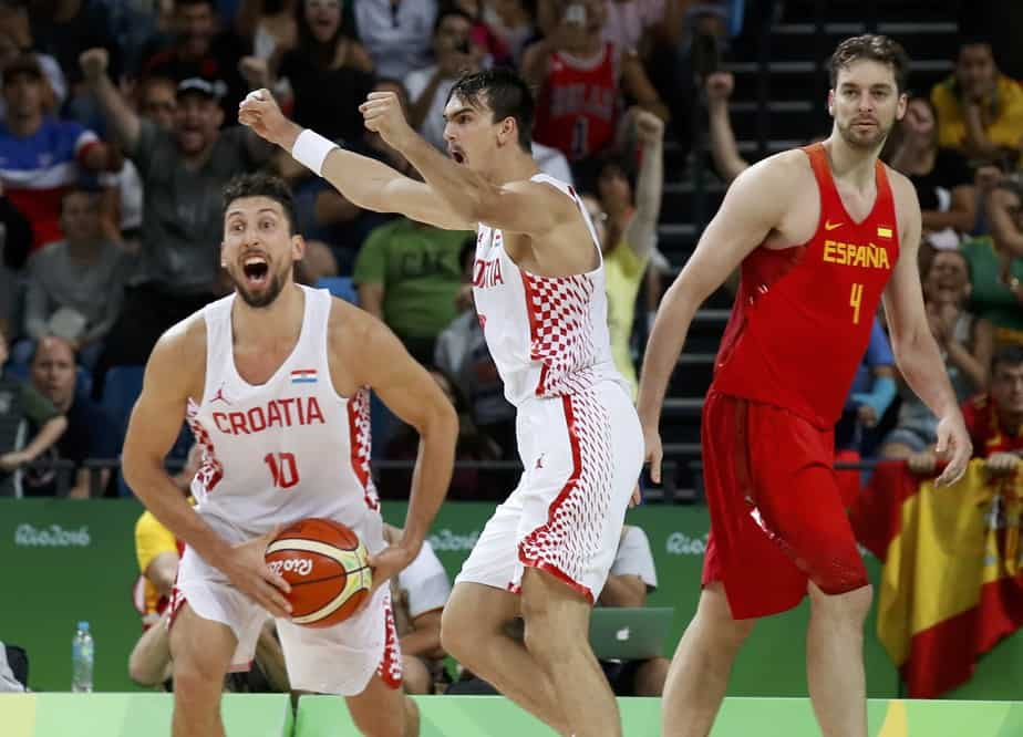 Río 2016. Foto: Reuters