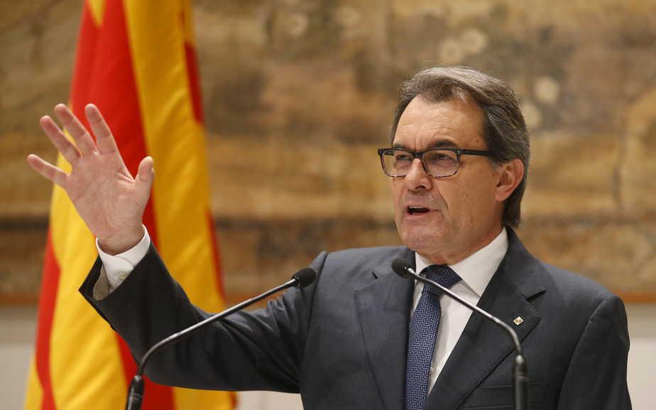 Artur Mas. Foto: Reuters
