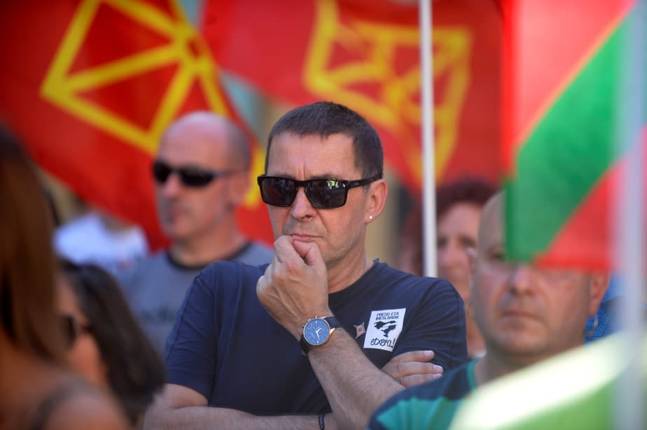 Arnaldo Otegi. Foto: Reuters
