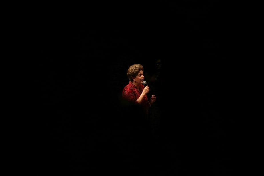 La suspendida presidenta brasileña Dilma Rousseff. FOTO: Reuters