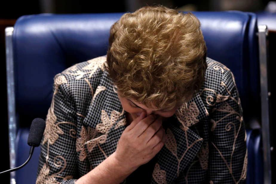 La ya expresidenta de Brasil Dilma Rousseff. FOTO: Reuters