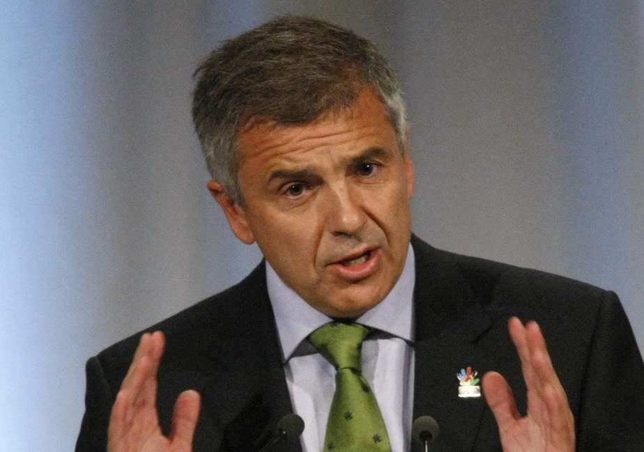 El vicepresidente del COI Juan Antonio Samaranch. FOTO: Reuters