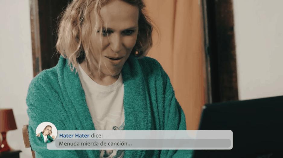Antonia San Juan Haters