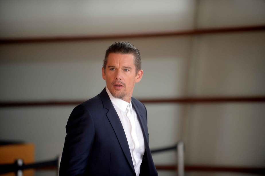 Ethan Hawke, premio Donostia del Festival de San Sebastián. Foto: Reuters