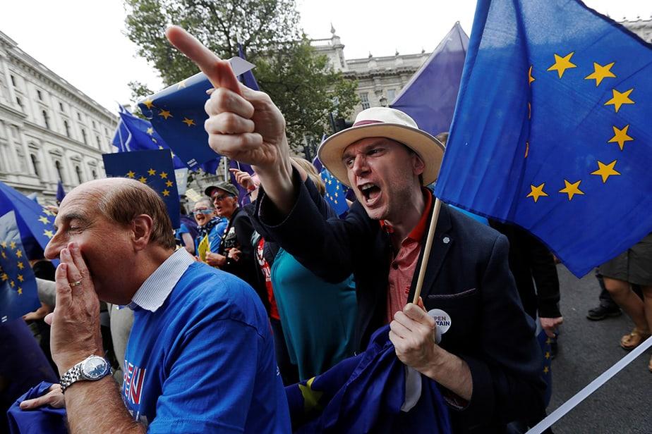 La incertidumbre marca los 100 días del 'brexit'