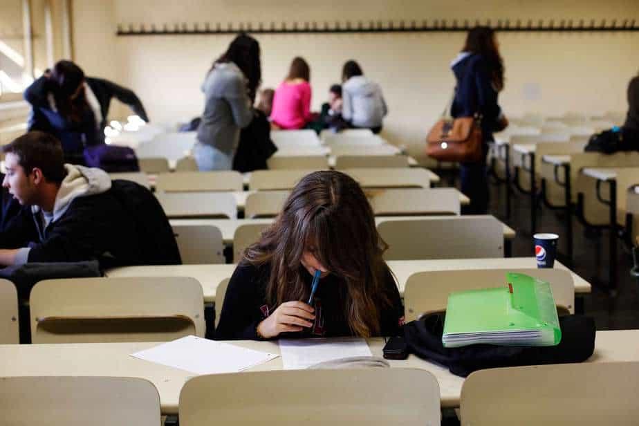 Década perdida para las universidades. Foto: Reuters