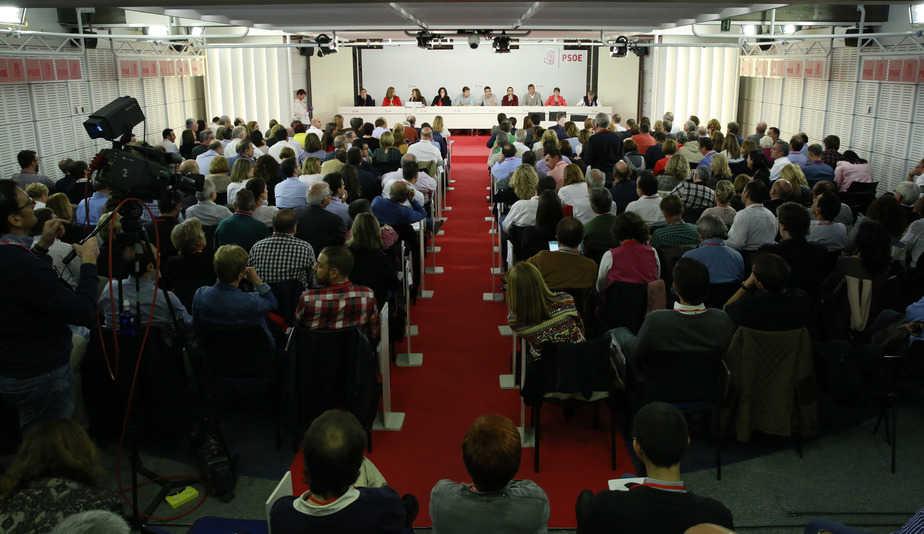 Comité Federal del PSOE. FOTO: Flickr PSOE