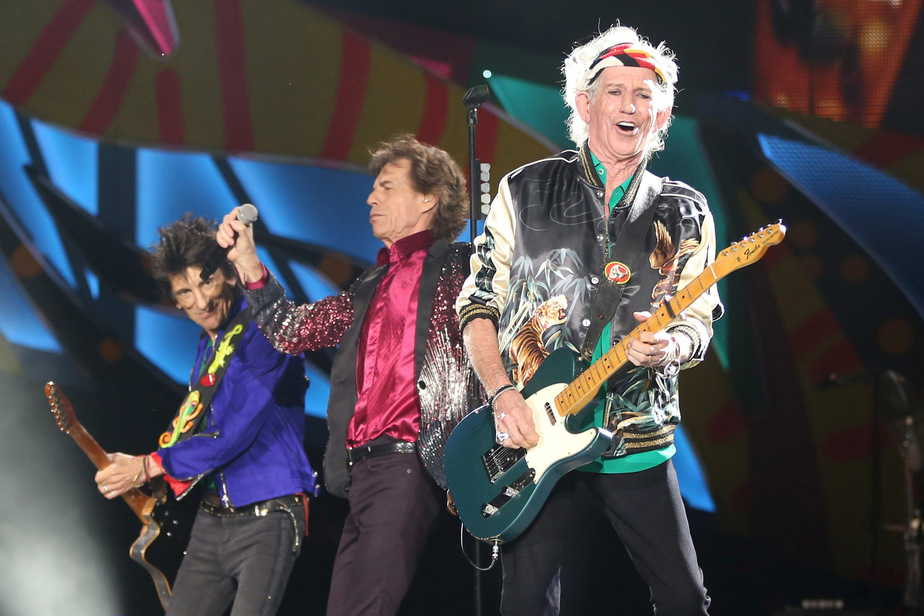 The Rolling Stones. FOTO: Reuters