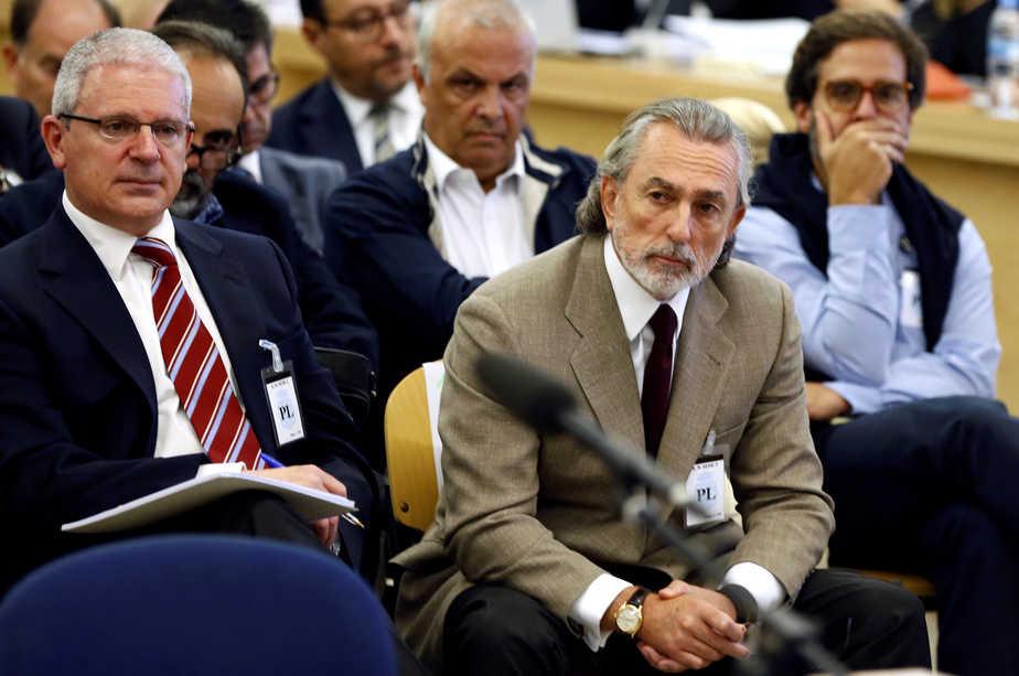 Sentencia Gürtel: Francisco Correa