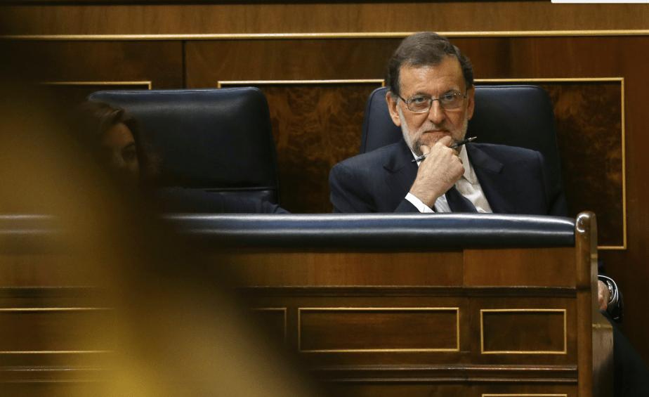 Rajoy investidura