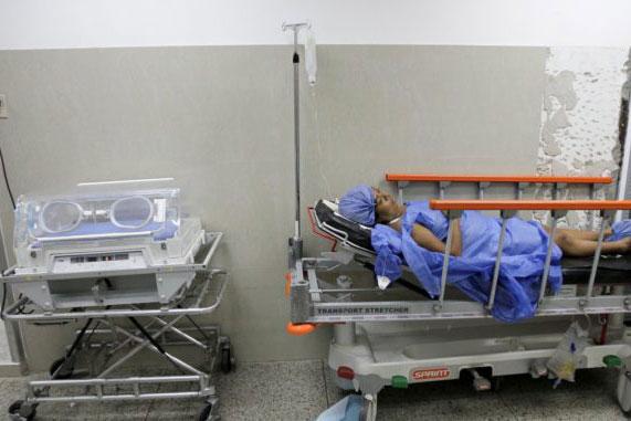 El índice de muertes en el primer año de vida en Venezuela es actualmente de 18,6 por 1.000 nacidos vivos