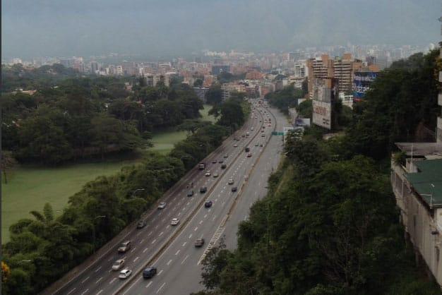 Caracas Huelga Venezuela